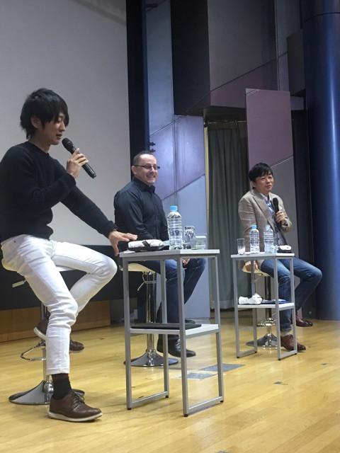 渋谷 講演会